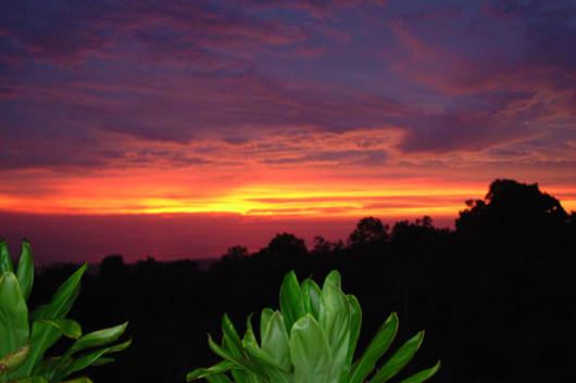 big-island-sunset